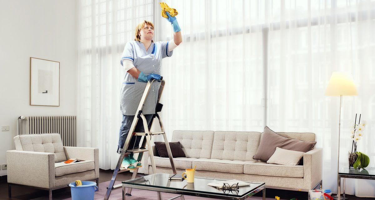 Kto powinien sprzątać w firmie