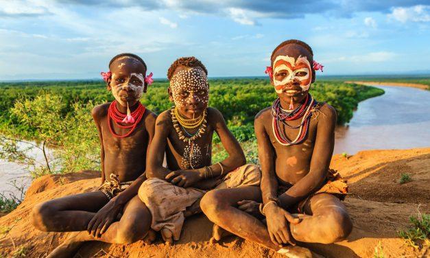 Afrykańskie wakacje w Etiopii
