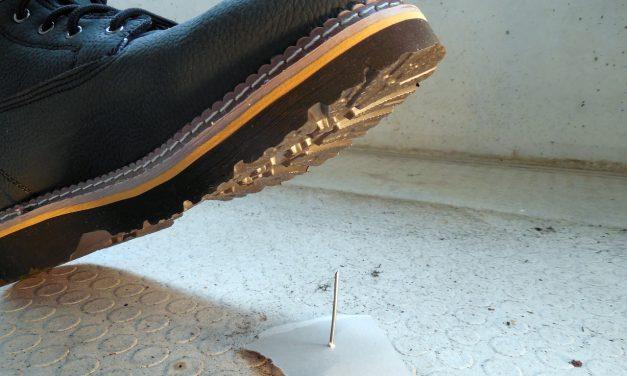 Gumowe buty do pracy
