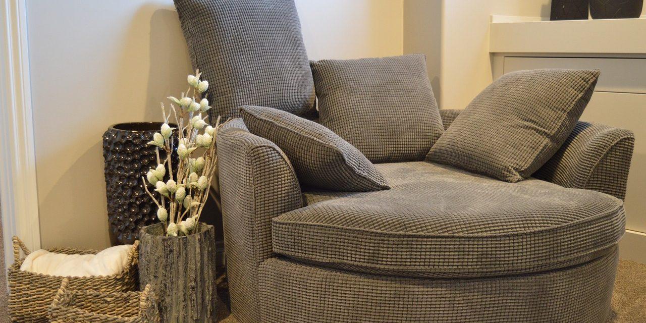 Fotel jak nowy