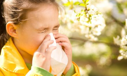 Problemy z alergią
