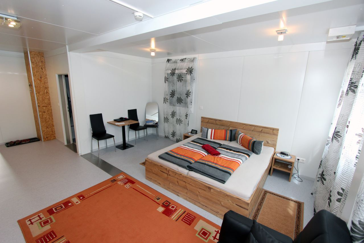 Mieszkania dla pracowników