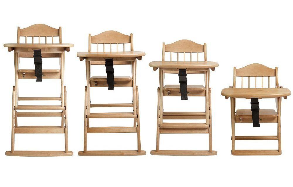 Wybieramy wygodne krzesełko do karmienia dziecka