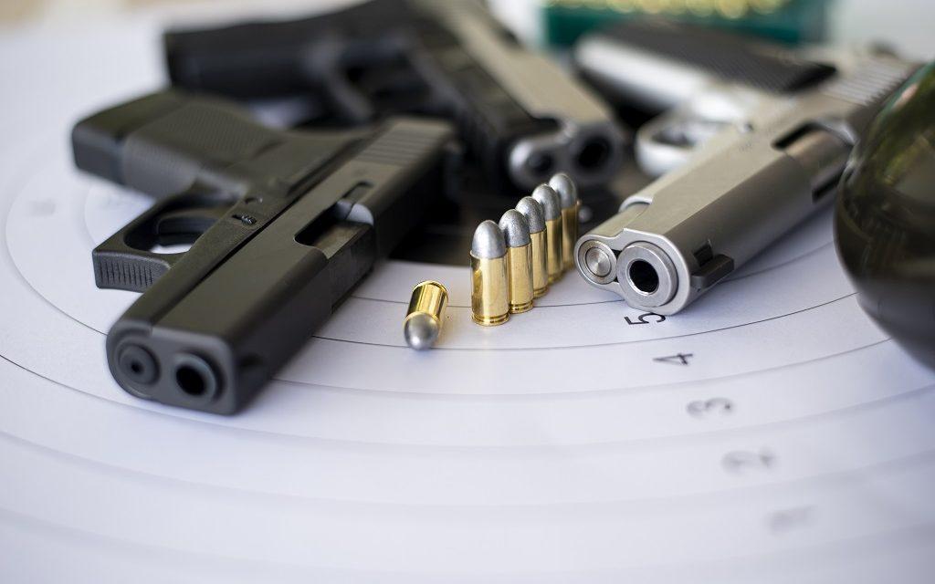 Gdzie kupić broń ?