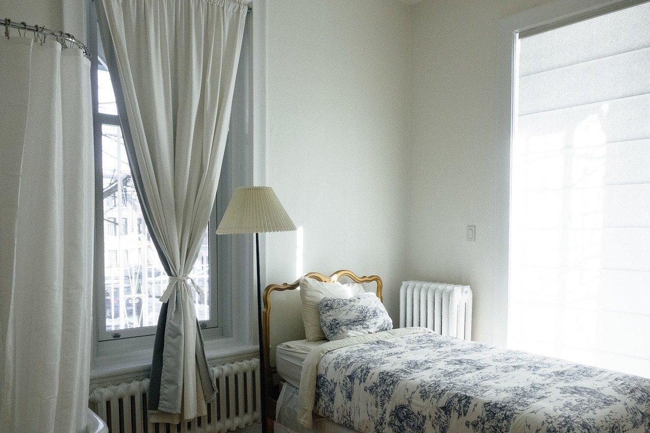 Nowoczesne oświetlenie do sypialni
