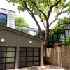 Ładnie wyglądający garaż blaszany w formie domku