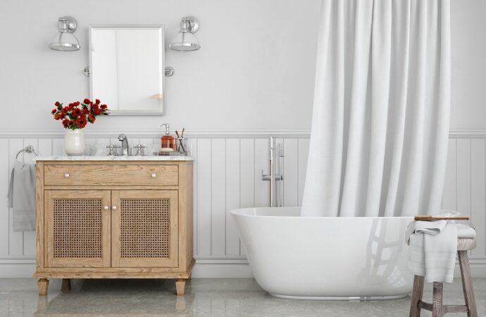 Stylowe wyposażenie łazienki dzięki marce Cersanit
